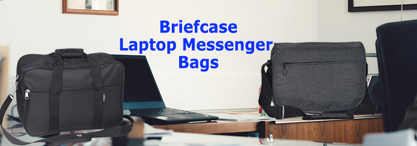 Wholesale Briefcase Messenger Bags